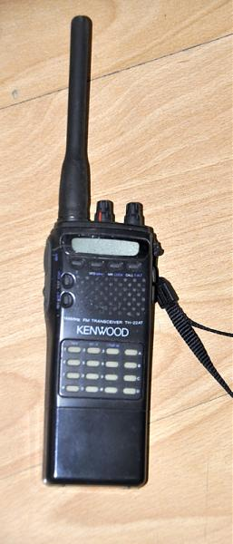 Продам Kenwood TH-22