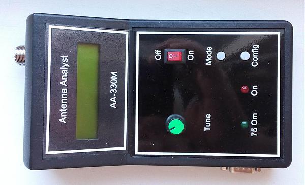 Продам Антенный анализатор АА-330М