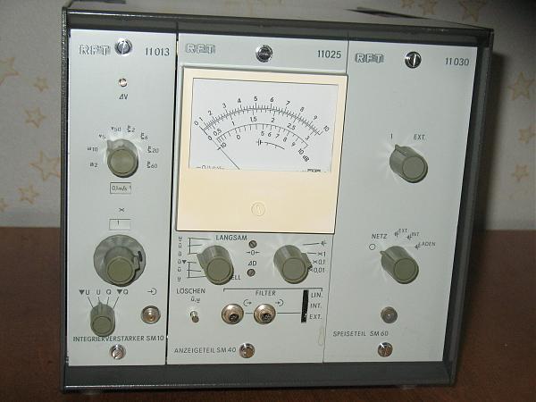 Продам Прибор RFT 11030 11025 11013