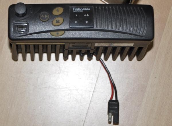 Продам Motorola Radius SM50