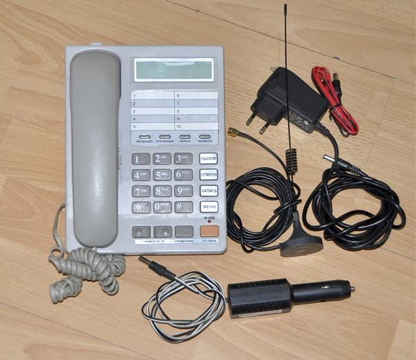 Продам стационарный сотовый телефон ОГУБЬ (СМТА3-х)