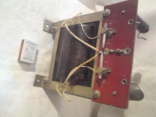 Продам Трансф. для ламп. усилителя на ГМ-70