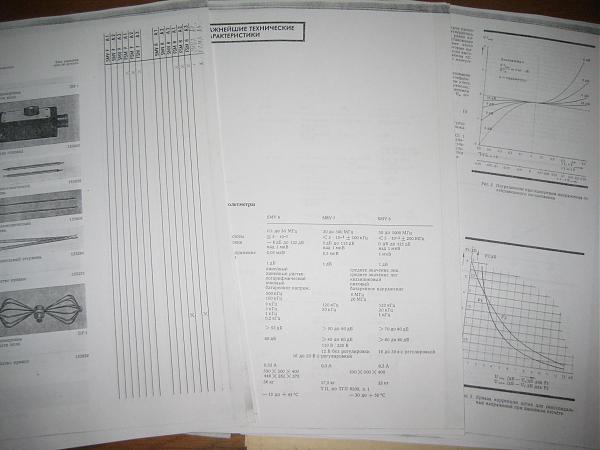 Продам Документация селективных микровольтметров