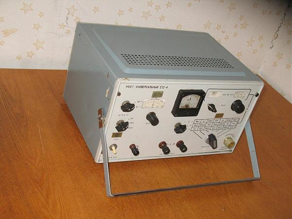 Продам Измеритель Е12-4