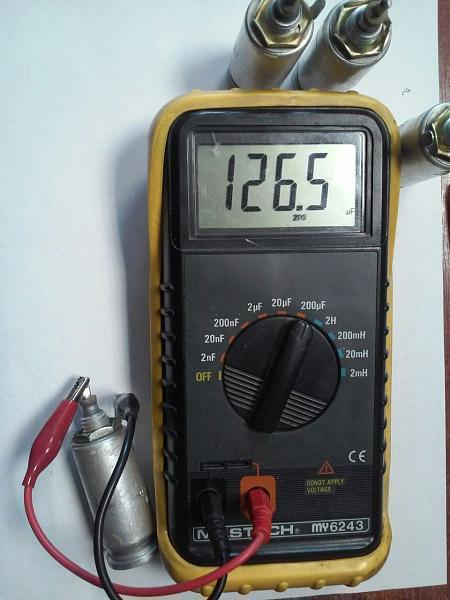 Продам Конденсатор К50-31-350-100 демонтаж
