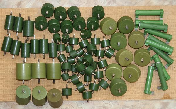 Продам Высоковольтные конденсаторы К 15-4