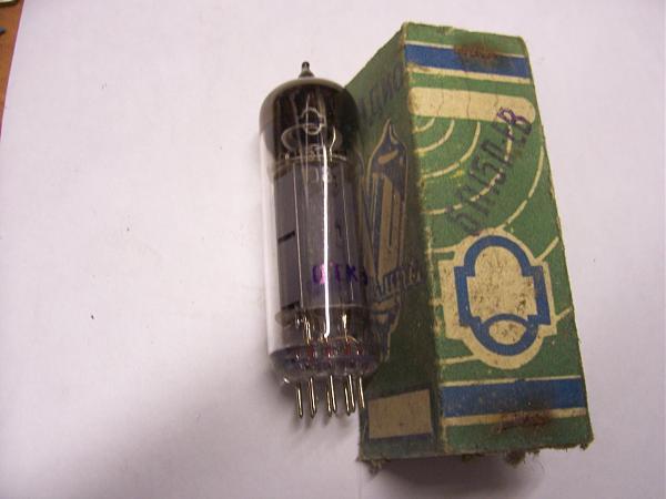 Продам радиолампы 2ж27л- 6а7  6н1п ев 6н2п ев 6п15п ев