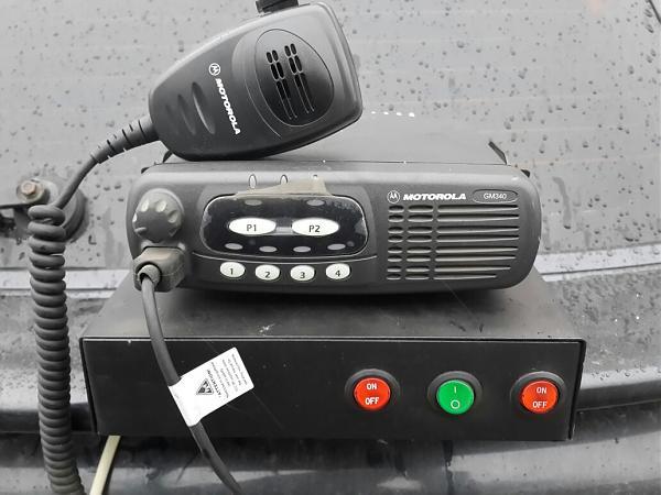 Продам Motorola GM340 VHF 25 Ватт