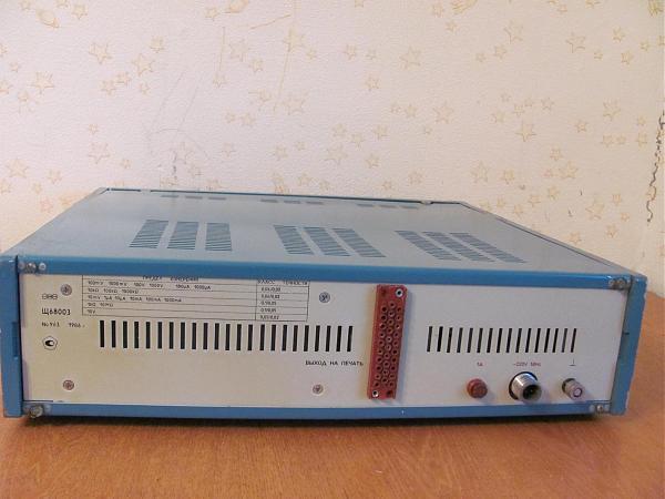 Продам Вольтметр Щ68003