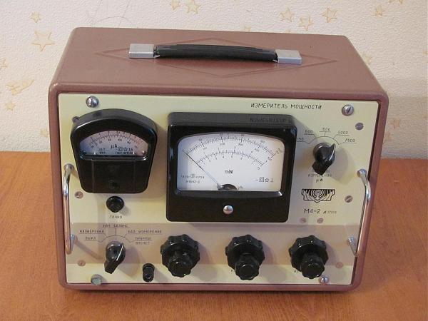 Продам Измеритель мощности М4-2