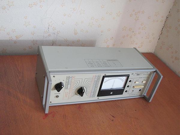 Продам Нановольтамперметр Р341