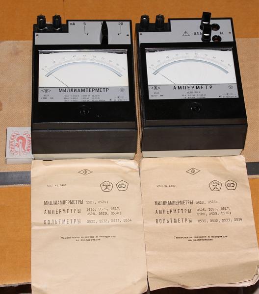 Продам Приборы Э523 и Э525.