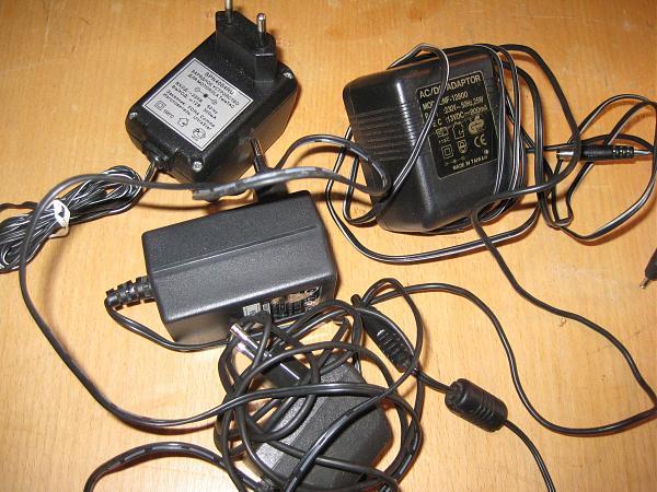 Продам Блоки питания и зарядные устройства