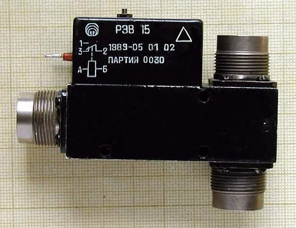 Продам РЭВ15 - РЭВ17 с разъемами (все новое)