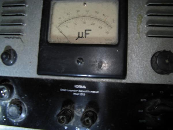 Продам Микрофарадометр NORMA , тип 122В , за 3шт
