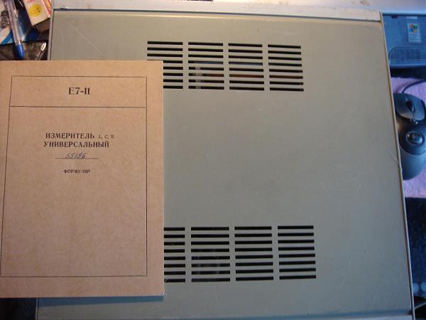 Продам Измеритель LCR Е7-11 согласующие для фидера
