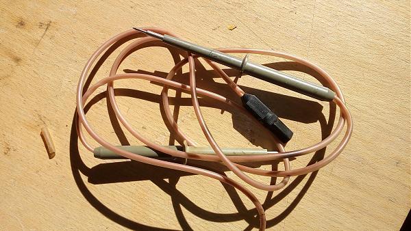 Продам Кабели и провода для осциллографа С1-107
