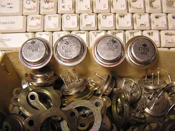 Продам кт903 : кт 805 -30р и других комплектующих