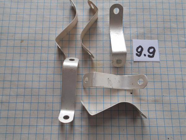 Продам ВЧ перемычки и детали для конструкций ВЧ серебро