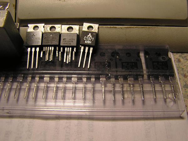 Продам tip-35c-2sc1971-2sc1972