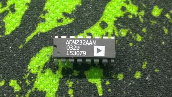 Продам dip  ADM232 AAN  (max232)