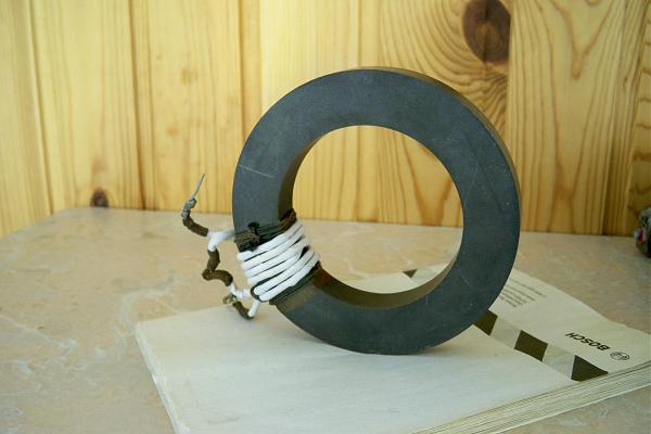 Продам ферритовое кольцо М10ВЧ1