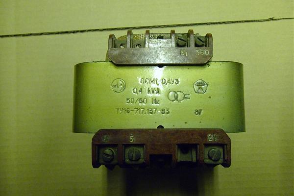 Продам Трансформатор ОСМ1-0,4У3