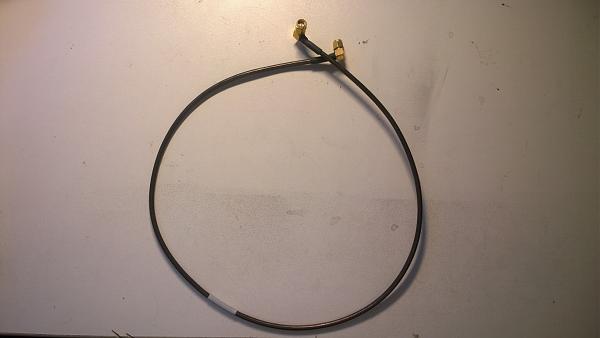 Продам кабель соединительный SMA male-SMA male межблочный