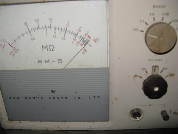 Продам SM-5, Мегомметр, цена за 4шт, опт, Япония