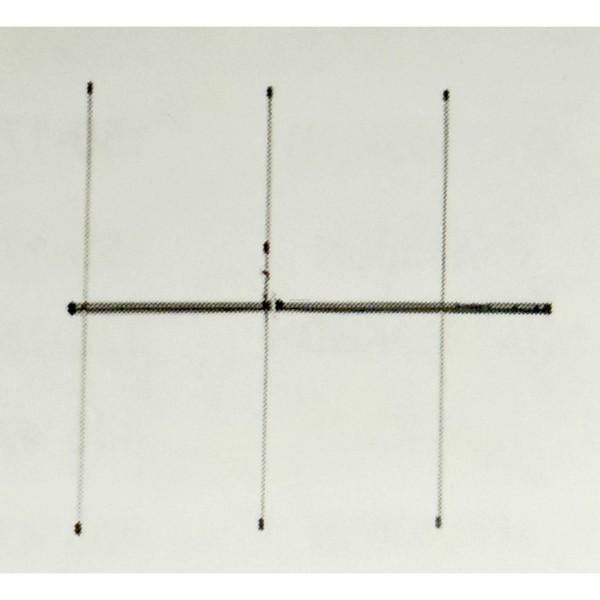 Продам 150-174 МГц 3 элемента Yagi MYA1503k