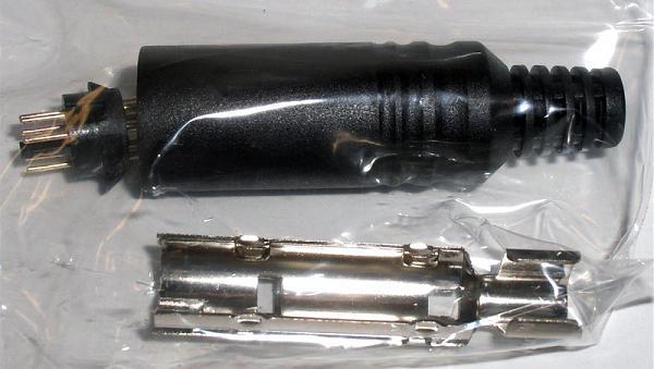 Куплю Коннектор miniDIN 6 pin от Kenwood