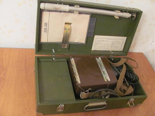 Продам Дозиметр ДП-5В