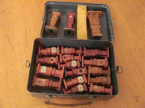 Продам Коробка с переходниками