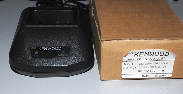 Продам зарядка для Kenwood TK278\3107