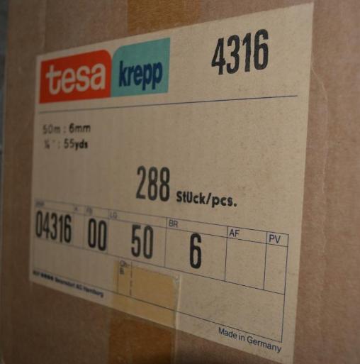 Продам Клейкая лента «Tesa» для монтажа радиодеталей