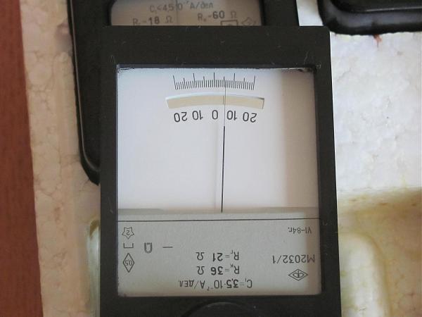 Продам Гальванометры М2033 , М274/1 , М2032/1