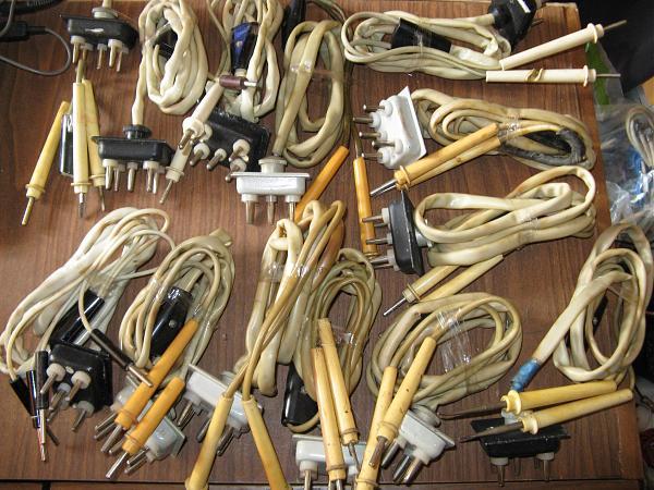 Продам кабеля к прибору Щ34 ,  опт. / ц. за всё