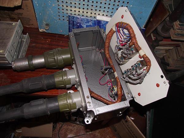 Продам силовой коммутатор от кунга Р-140.