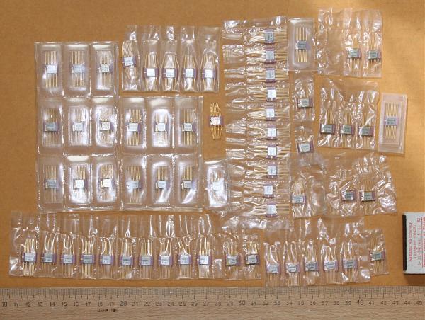 Продам микросхемы к514ид2