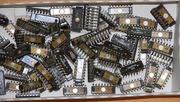Продам микросхемы сери к500