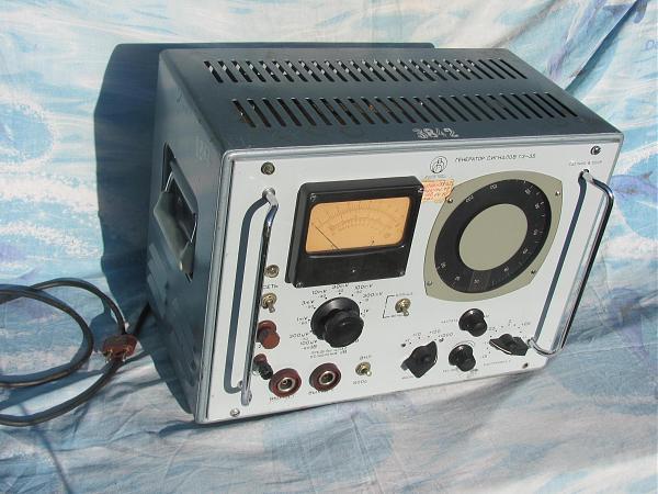 Продам Генератор Г3-35