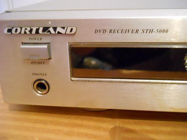 Продам Ресивер от домашнего кинотеатра Cortland STH-5000
