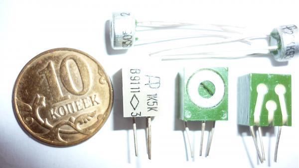 Продам Резисторы подстроечные СП3-19А, СП3-19Б