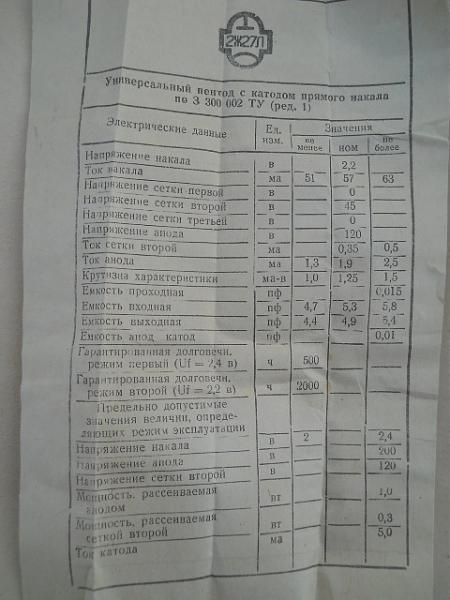 Продам Радиолампы 2Ж27Л новые, в упаковке, 70 штук, СССР