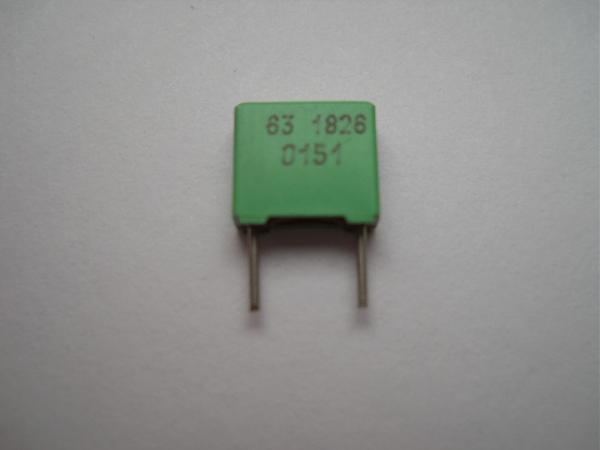 Продам Конденсаторы MKT 1826 новые, 60 штук