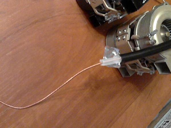 Продам кабель внутри с витой двойной медной пружиной