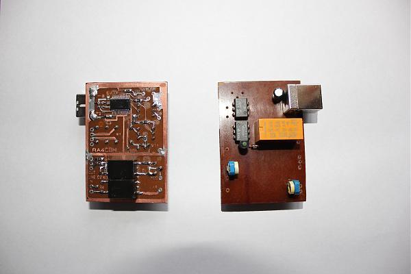 Продам Интерфейс компьютер-трансивер USB