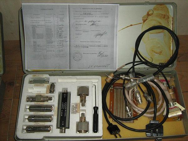Продам Анализаторы и изм.модуляции