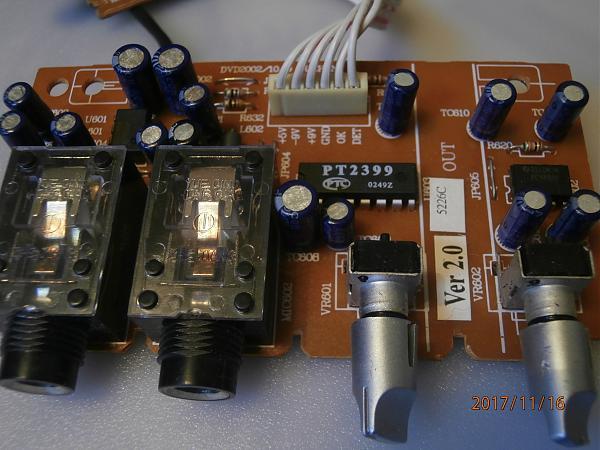 Продам Микрофонный ус. BA3308, ревербератор