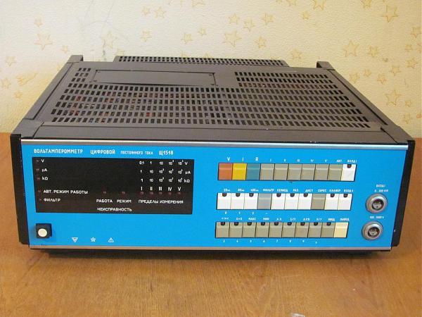Продам Вольтамперомметр Щ1518